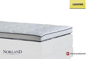 bedst til prisen - Norland Luxus Latex