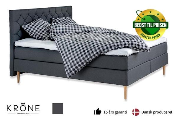 Krone Signatur Plus seng (Bedst til prisen)