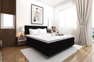 Bedst til prisen - Krone Kontinental Plus En af de bedste senge på markedet